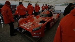 Nissan: Heart of NISSAN GT-R LM NISMO