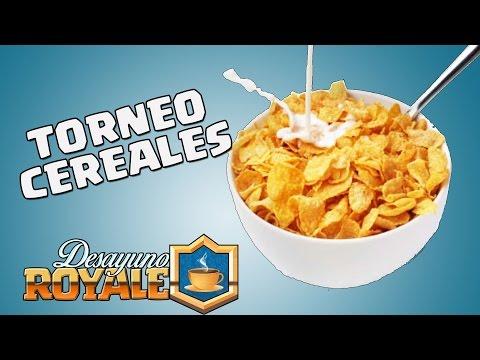 ¡¡TORNEO CEREALES!! | Desayuno Royale | Clash Royale con TheAlvaro845 | Español