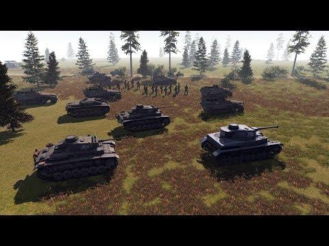 Tactical INVASION Reaches MASSIVE Soviet Defense Line | Men of War: Assault Squad 2 Gameplay