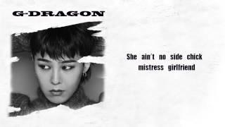 Gambar cover BIG BANG (빅뱅) - GIRLFRIEND Lyrics [Eng/Han/Rom]