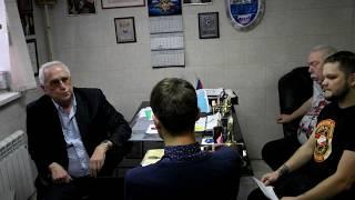 """Фрагменты передачи """"Живые легенды"""". Выпуск I. Анзор Кавазашвили"""