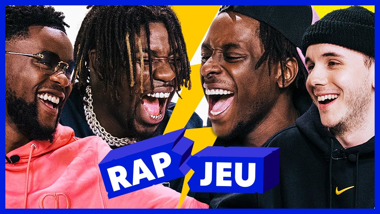 Gazo & Guy2Bezbar vs Coyote Jo Bastard & Keasy - Red Bull Rap Jeu #41