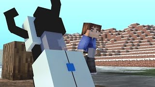 ROBS REVENGE! - Minecraft Animated Short #13