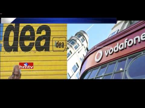 Idea and Vodafone India Merge to Form Country's Largest Telecom Company | HMTV