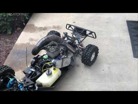 Scott Finlay Losi5iveT  Quick Rip Rampage Mt Crash