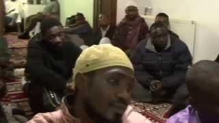 NIGER ALARAMA ABDOULAZIZ PRECHE HAUSA ZARMA BELGIQUE GENT