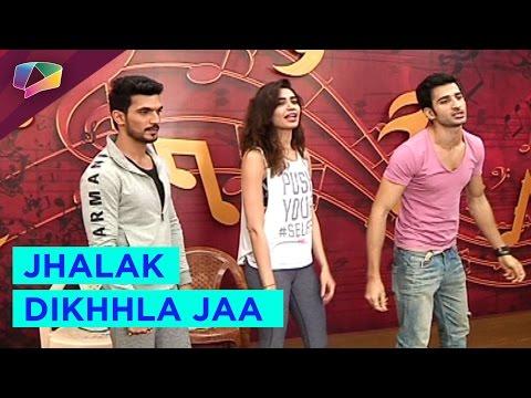 Behind the camera jhalak of Jhalak Dikhhla Jaa stars