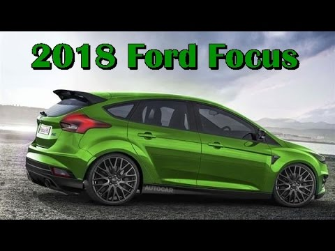 2018 Ford Focus Picture Gallery  YouTube