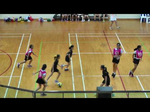 2017 Primary School Netball North Zone Finals