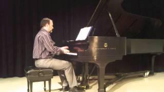 Peter Tchaikovsky, Italian Song, Op 39, 15