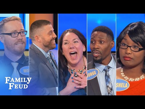 Family Feud's BEST