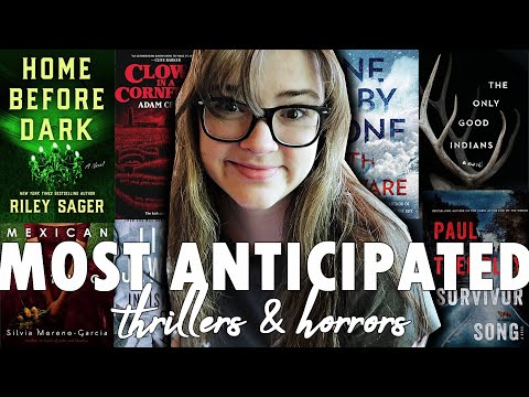 Thriller & Horror Books Coming Out Soon That I'm Excited to Read 🔪
