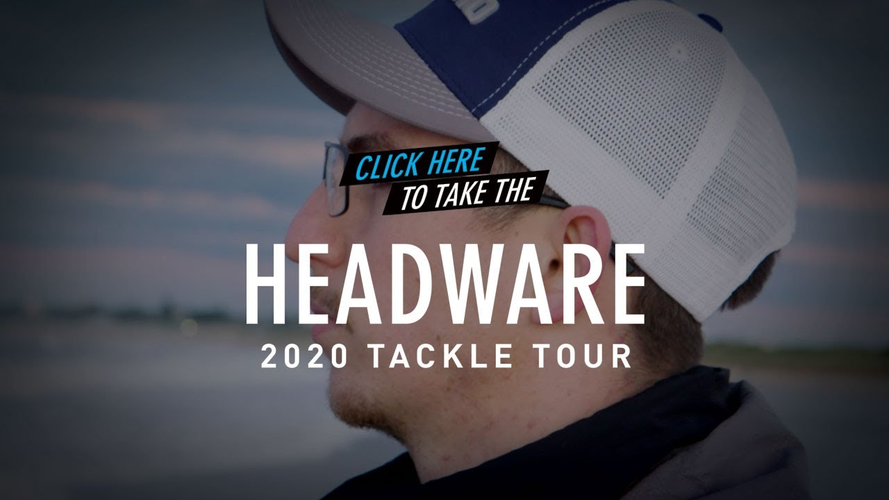 NEW FOR 2020: Headwear