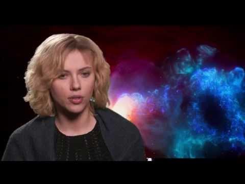"""Lucy: Scarlett Johansson """"Lucy"""" Behind the Scenes Movie Interview (HD)"""