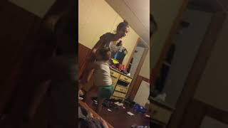Girl fight ish