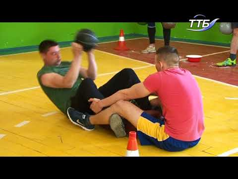 Тернопільська філія НСТУ: 6 команд військових частин приїхали у Тернопіль на змагання з кросфіту