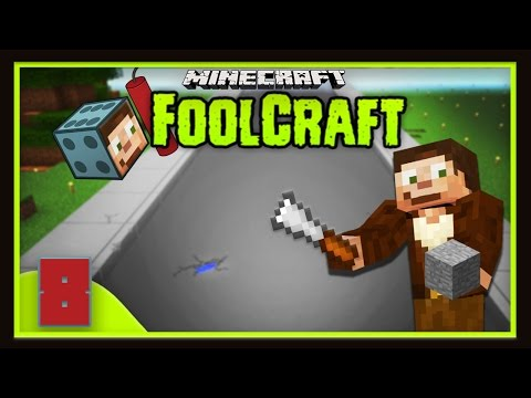 FoolCraft Part 8: Starting the Community City Project