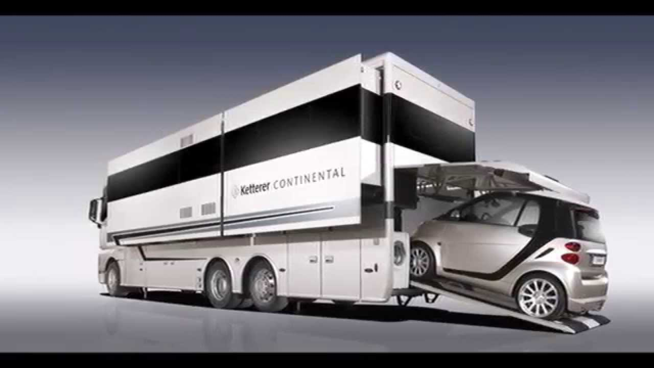 Image gallery mercedes motorhome for Mercedes benz luxury rv