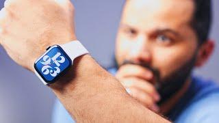 جديد ابل في Apple Watch 6 | إنسى الشاحن !