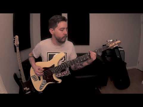 Dance Gavin Dance - Prisoner Bass Playthrough