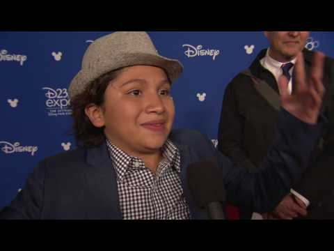 Pixar's Coco: Anthony Gonzalez D23 Interview