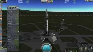 KSP - The Mayburn V Rocket and Kerbollo Spacecrafts