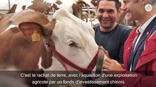 La Région soutient le monde agricole