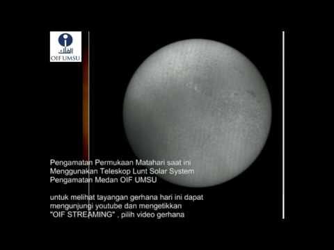 Copy of OIF UMSU - Post Eclipse Sun Observation