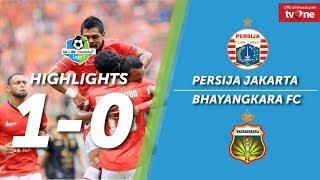 Video Gol Pertandingan Persija Jakarta vs Bhayangkara FC