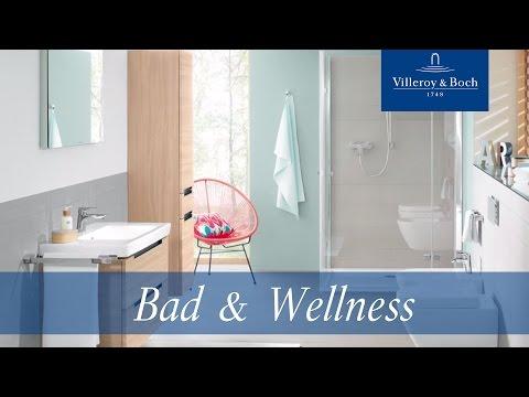 Design für das Bad | Villeroy & Boch