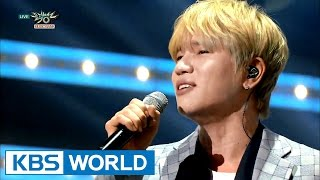 K.will - Talk Love | 케이윌 - 말해! 뭐해? [Music Bank Special Stage / 2016.03.25]