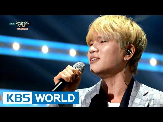 K.will - Talk Love | 케이윌 - 말해! 뭐해? [Music Bank Special Stage / 2016.03.25]