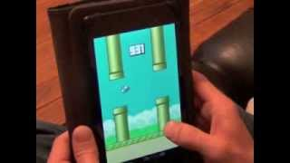 Flappy Bird World Record *Updated* (940) - No cheats No Hacks