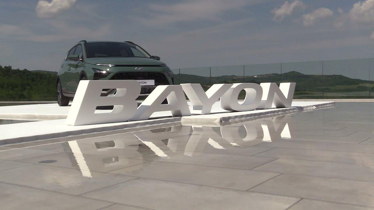 Hyundai Bayon HR premijera