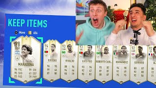 ICON IN EVERY PACK!! - FIFA 19 PACK OPENING