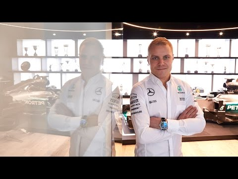 EXCLUSIVE: First interview with Valtteri Bottas - our new driver!
