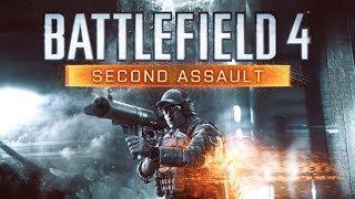 Second Assault - Battlefield 4 Прямой эфир! (Начало 20:00 МСК) Играет Ремикс