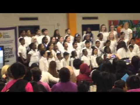 2014/03/20 -- Huntley Hills Elementary School Music Concert