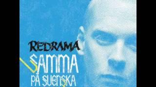 Redrama - Vad jag vill