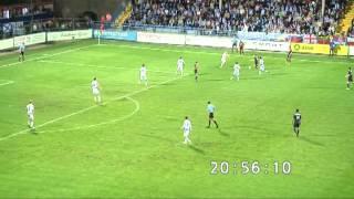 Севастополь - Металлург 4:2: голы и лучшие моменты игры