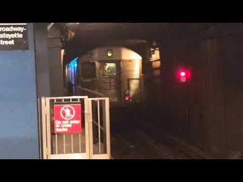 IND Sixth Avenue Line: R32 (C) via F Line
