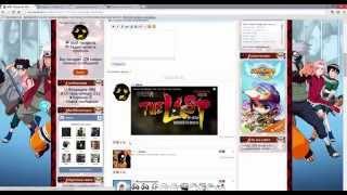 YouTube видео и картинки в комментариях и на стене NarutoPlanet.ru
