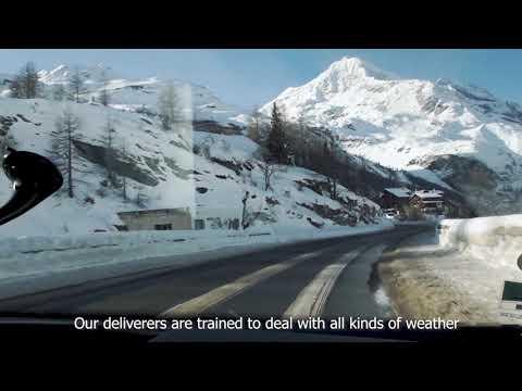 Le processus de livraison Ski-chic.com