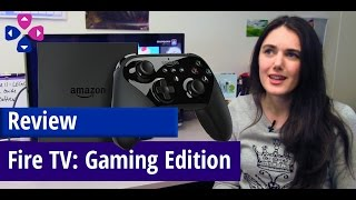 Amazon Fire TV Review: The Gaming Edition