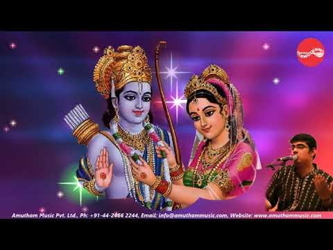 Kalyana Rama - Ramayanam  - Sikkil Gurucharan (Full Verson)