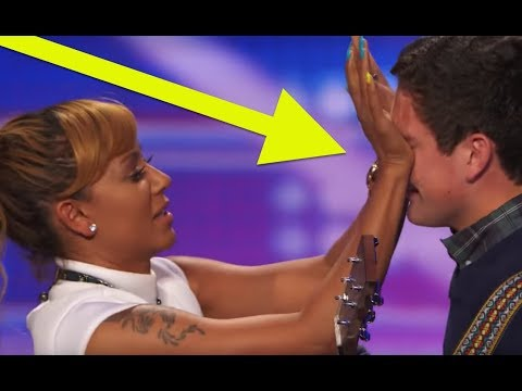 TOP 10  *EMOTIONAL Moments EVER* HEART WARMING ACTS on AMERICA'S GOT TALENT!