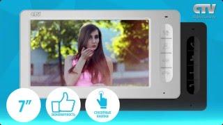 видео Купить Вызывная панель CTV-D10NG в Москве