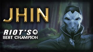 The Story Of League of Legends 'Perfect' Champion | Complete History of Jhin ft. @I Keep It Taco