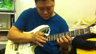 Trống vắng - guitar