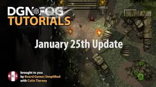 Dungeon Fog: January 25th Update